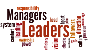 managers leaders